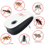 Ultrasonic Anti Mosquito Insect Repeller Pest Reject Repellent