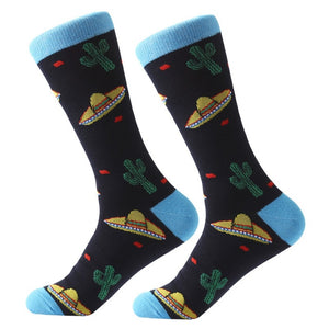 New Cotton Funny Socks