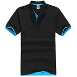 Plus Size Men's Polo Cotton