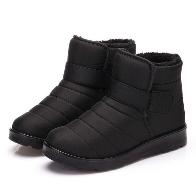 New Chic Snow Boots