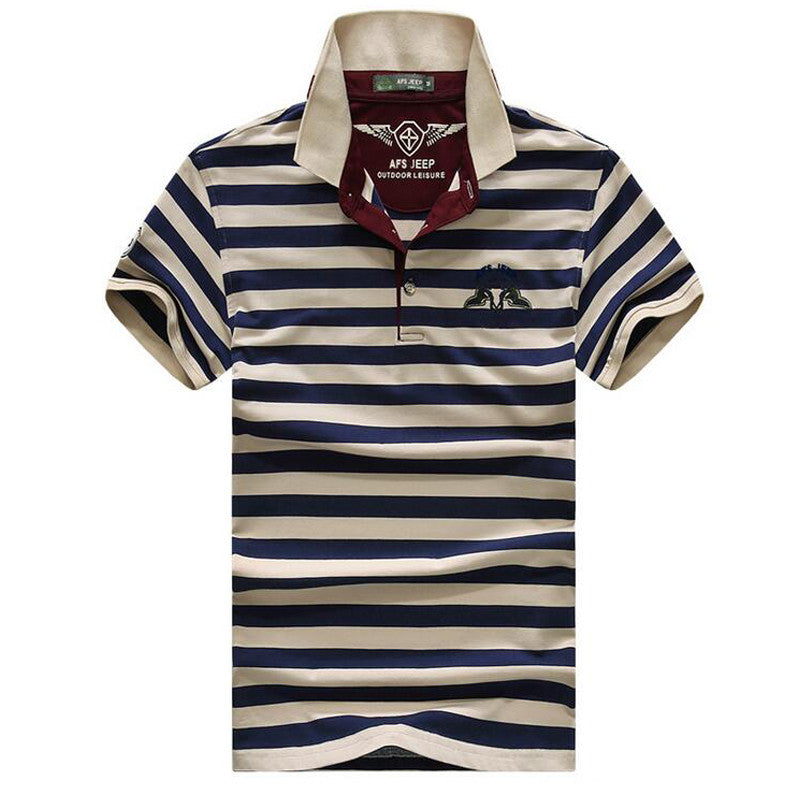 High quality Men polo shirt