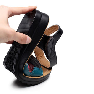 Confort Hook & Loop Sandals