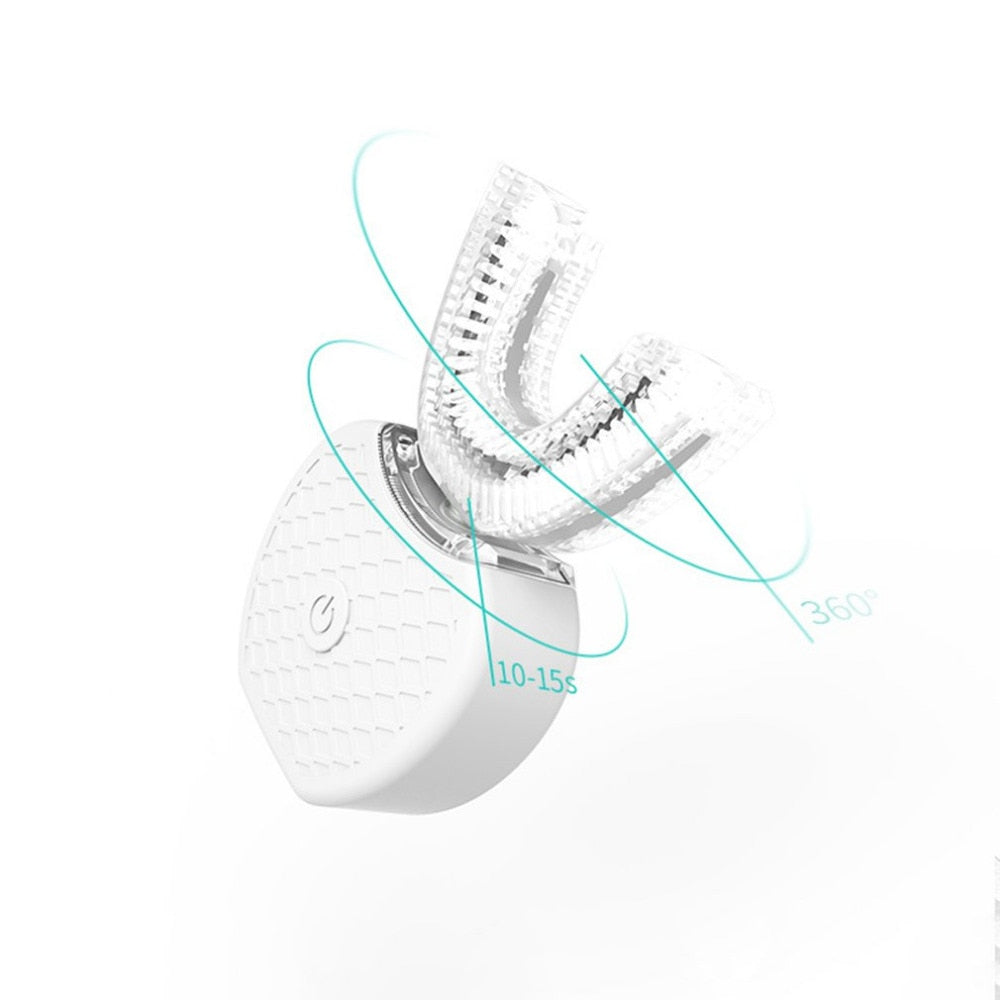 360 Degrees Sonic Auto-toothbrush