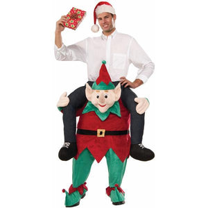 2019 PIGGYBACK HALLOWEEN AND CHRISTMAS COSTUME