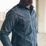 The Signature Denim Shirt