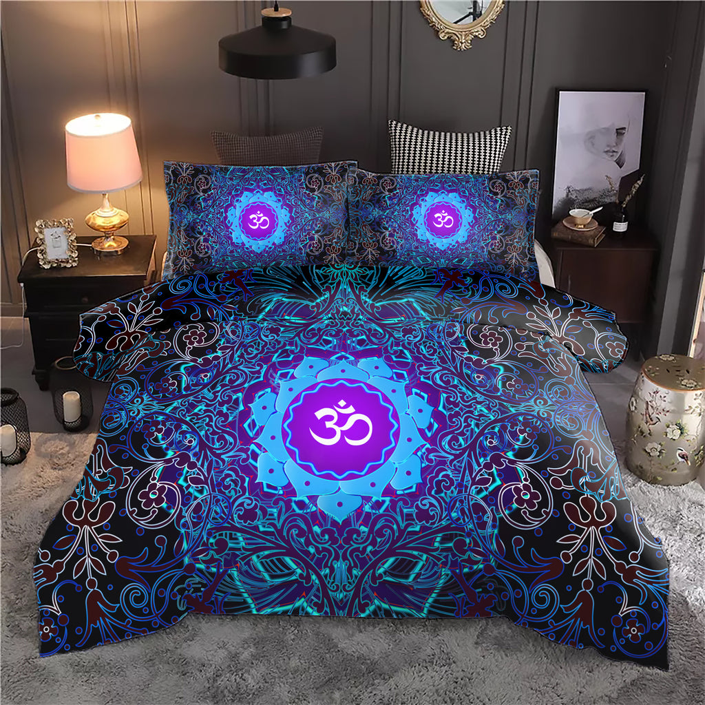 Namaste Vibes Bedding Set