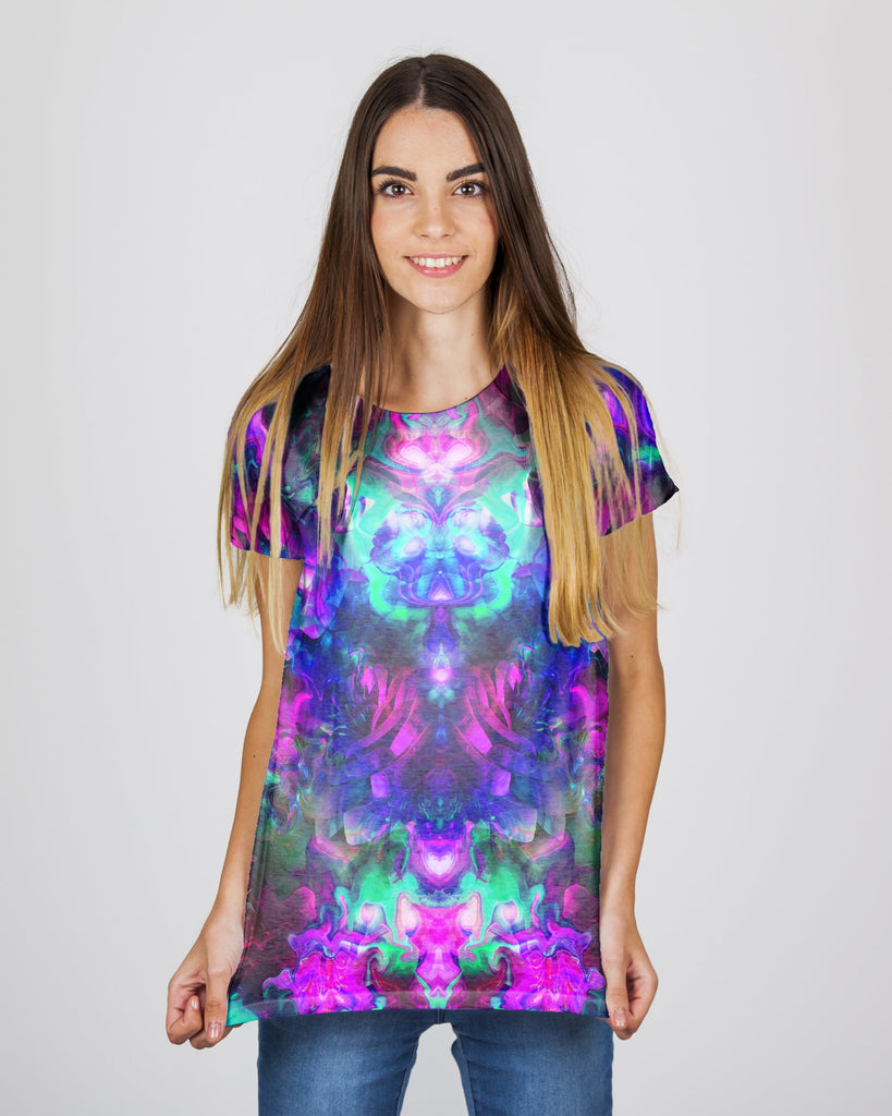 Acid Melt Women's T-Shirt