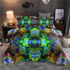 Acid Psy Bedding Set - ShantiBanti