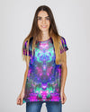 Acid Melt TX Women's T-Shirt - ShantiBanti