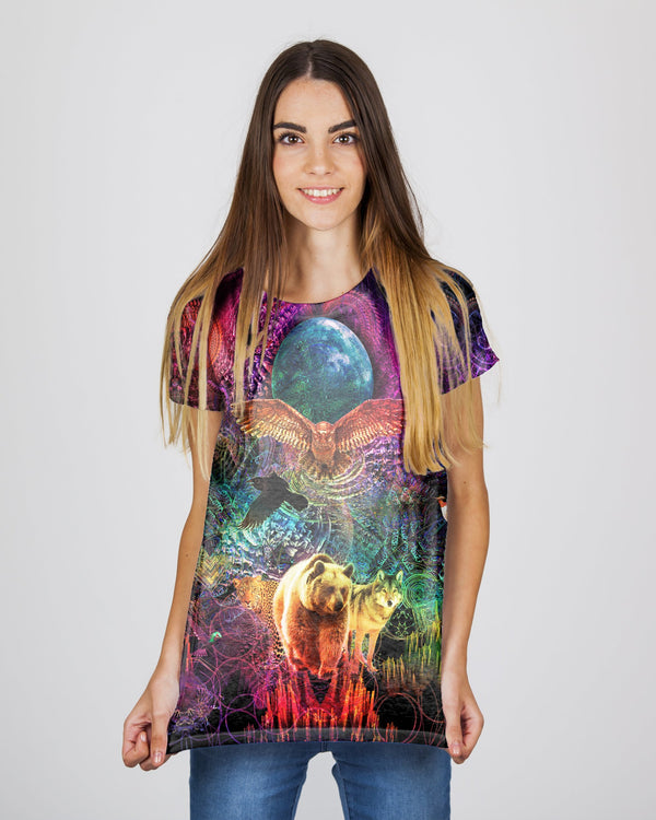 Animal Spirit Women's T-Shirt