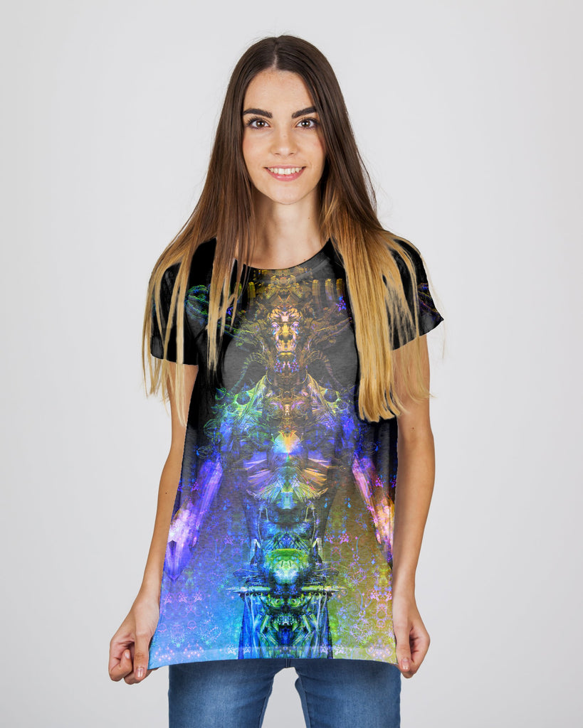 Colorful Lucifer Women's T-Shirt