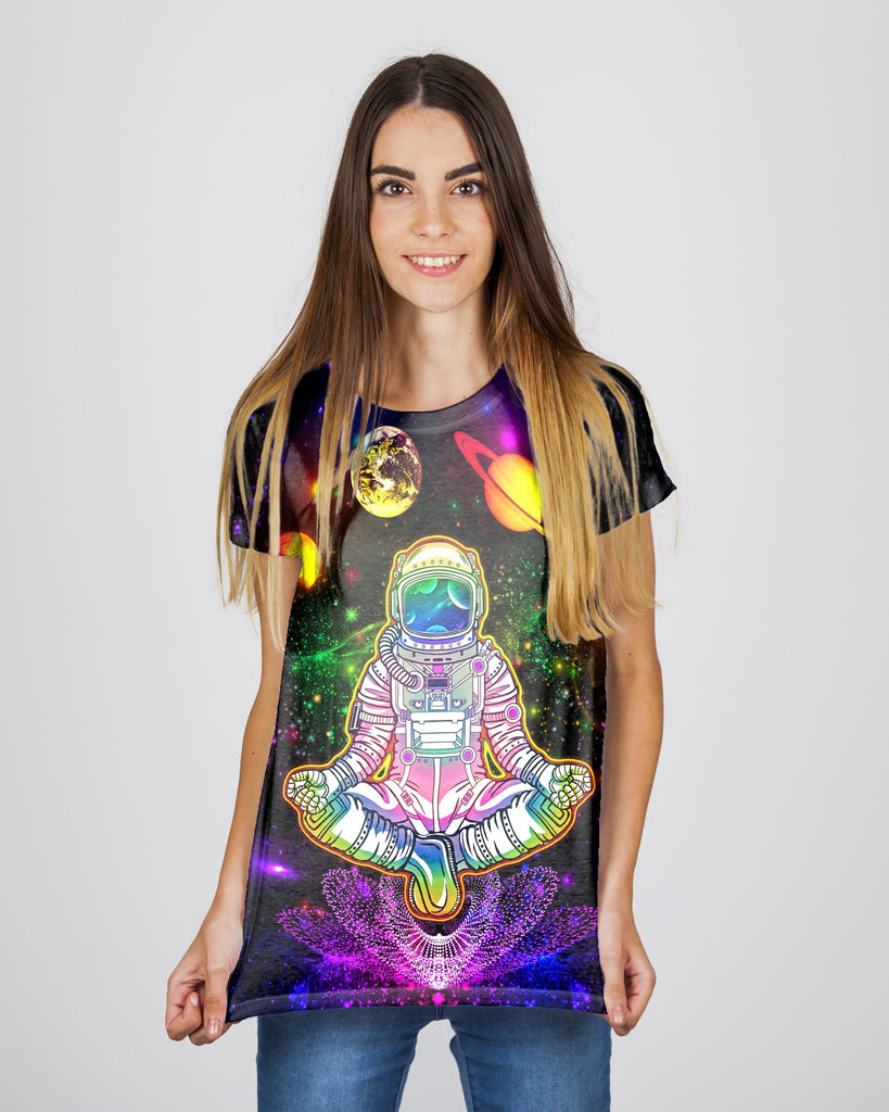 Cosmic Astronaut Women's T-Shirt