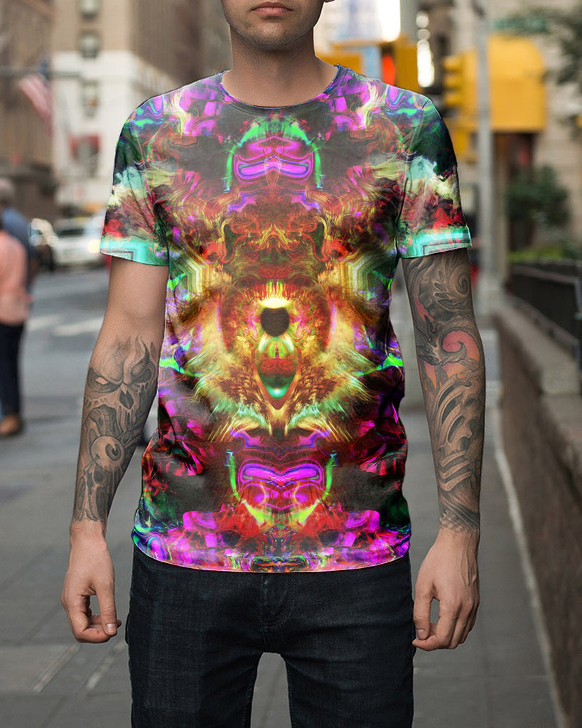 DMT Eye Men's T-Shirt