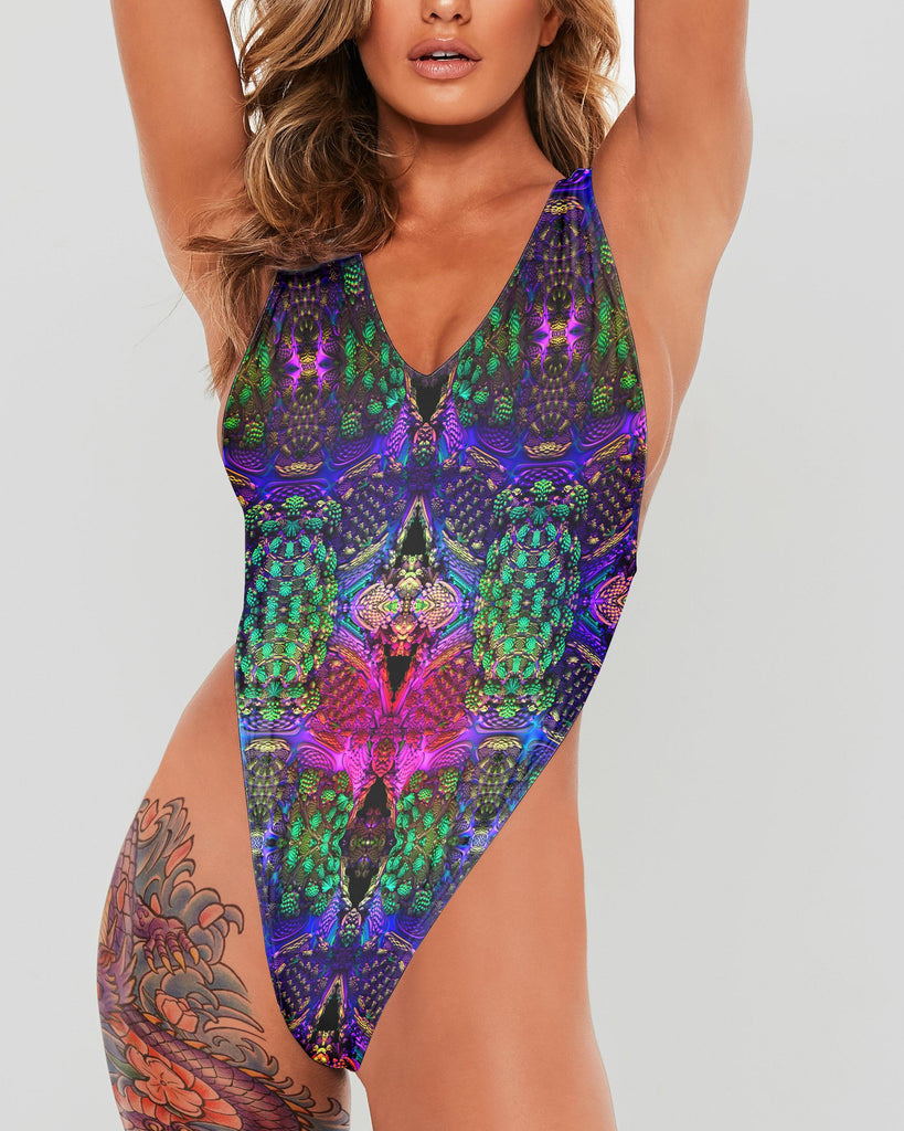 DMT Full Body Swimsuit - ShantiBanti