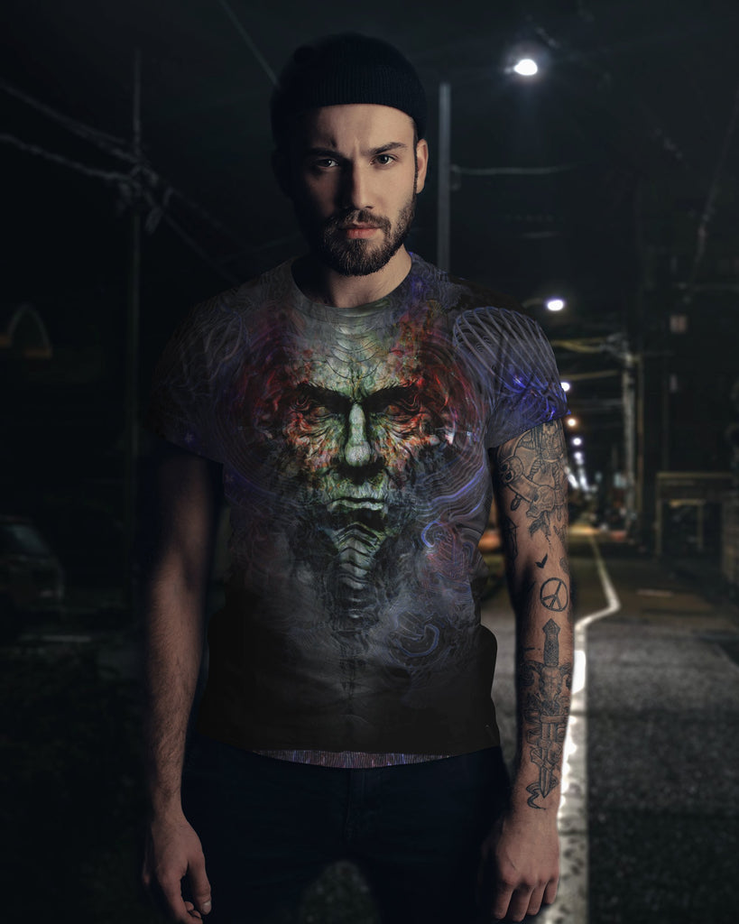 Dark Face Men's T-Shirt