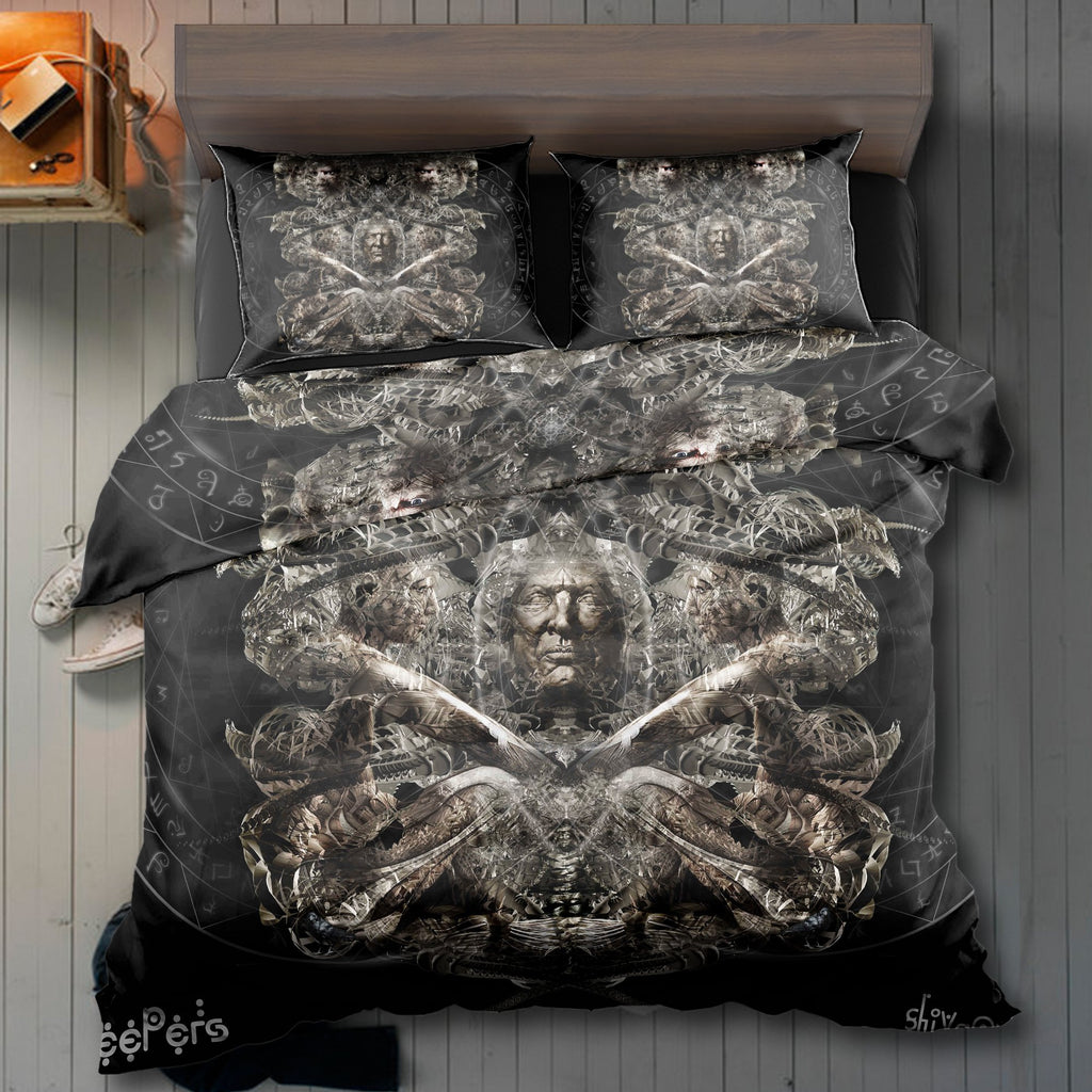 Dead Astrology Bedding Set - ShantiBanti