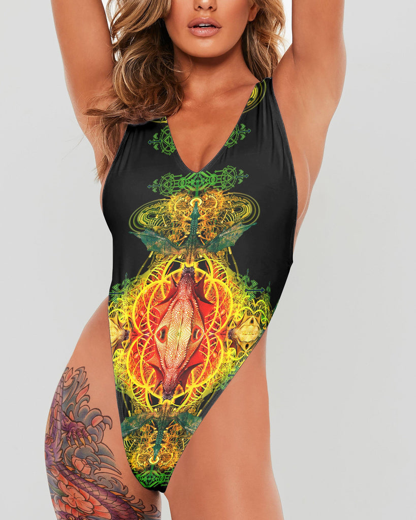 Dimensions Drake Full Body Swimsuit - ShantiBanti