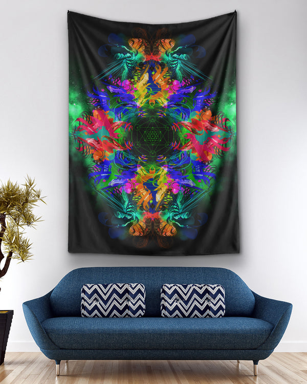 Divine Particule Tapestry