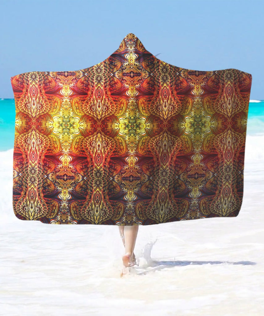 Element Hooded Blanket - ShantiBanti