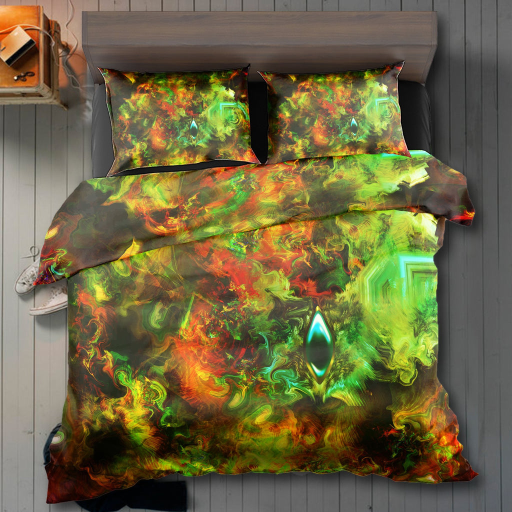 Fire Bath RGB Bedding Set - ShantiBanti