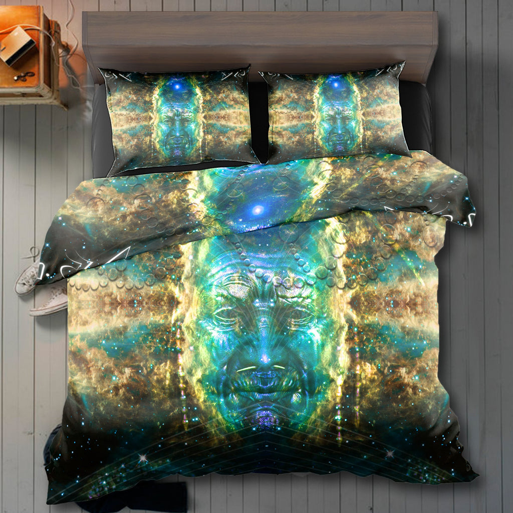 Galaxy Shaman Bedding Set - ShantiBanti