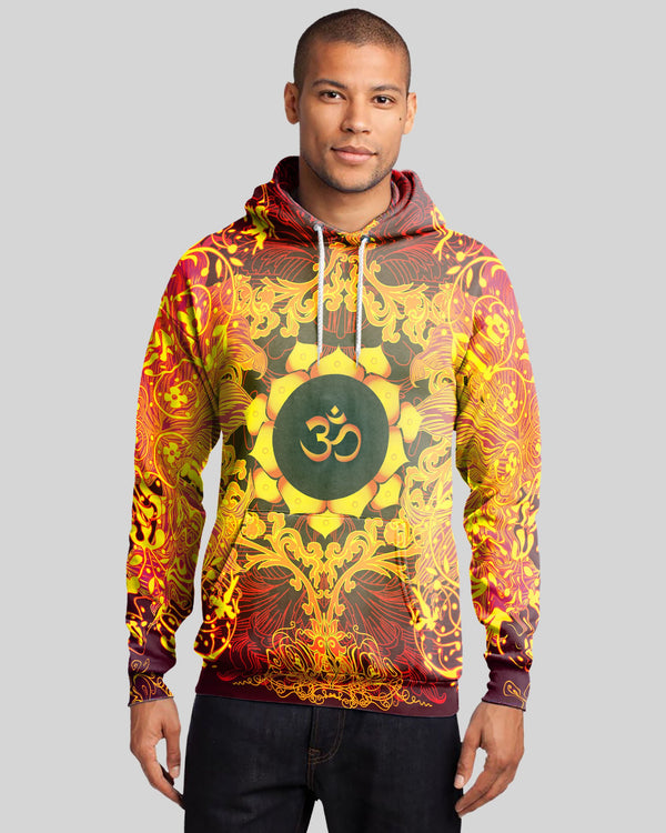 Goa Of Power Men's Hoodie - ShantiBanti