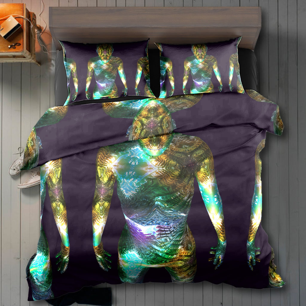 Human Nature Bedding Set
