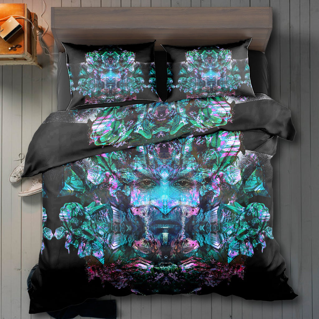 Into The Future Bedding Set