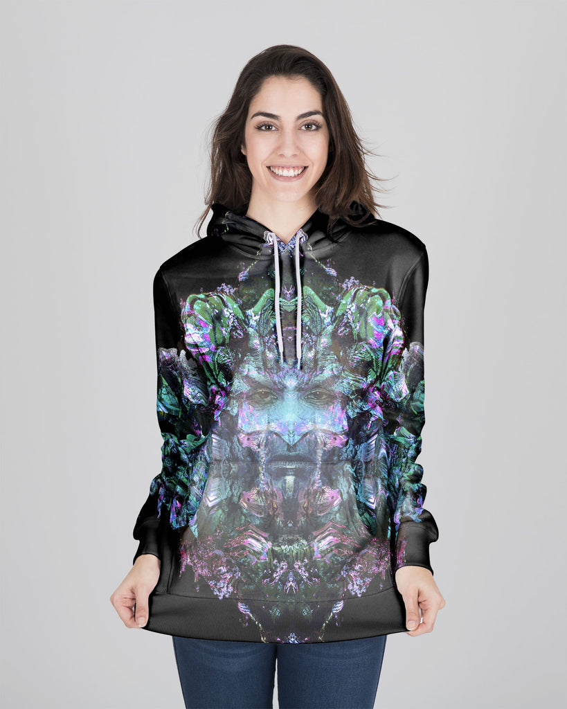 Into The Future Women's Hoodie
