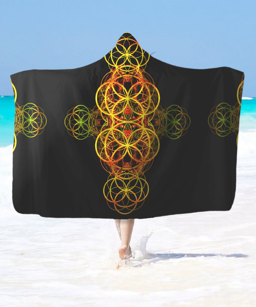 Kundalini Hooded Blanket