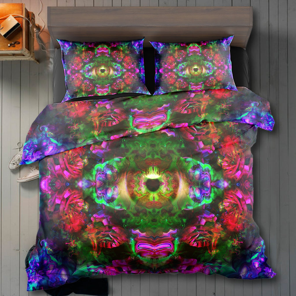 LSD Eye Bedding Set