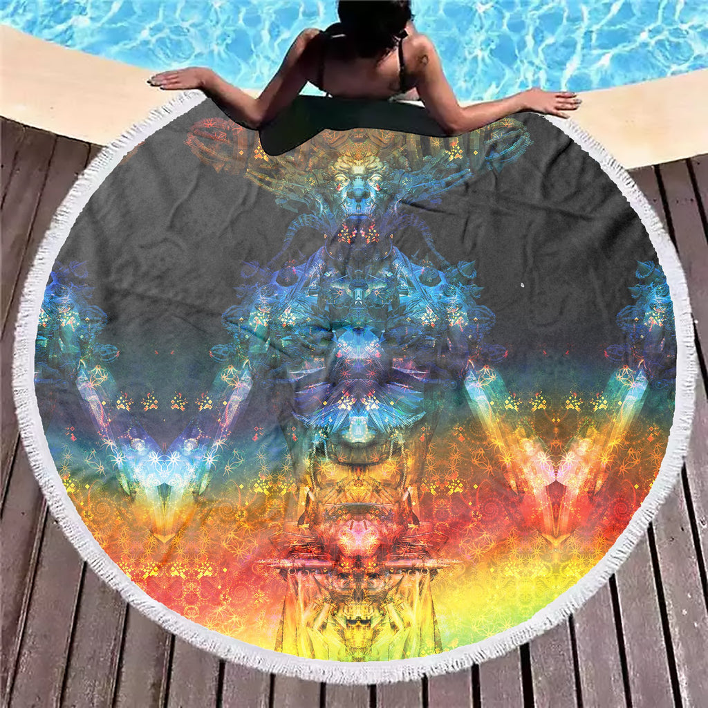 Lucifer Beach Blanket
