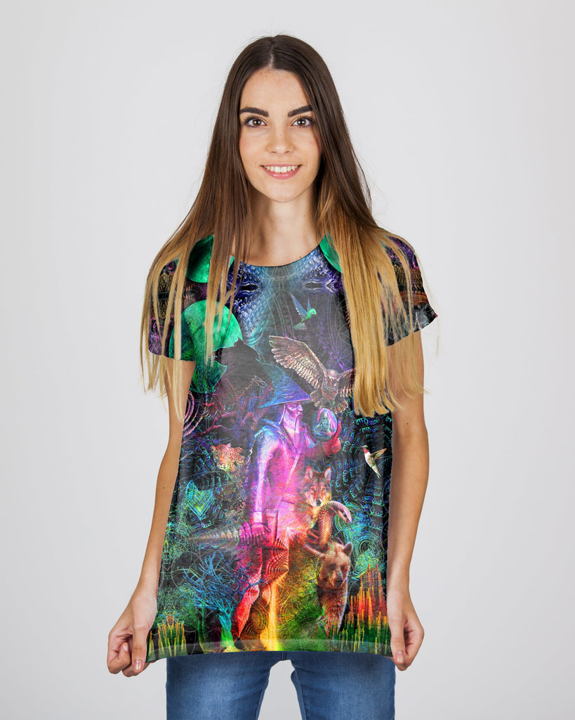 Magical LSD Wizard Women's T-Shirt