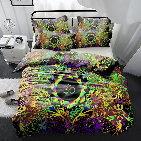 Mandala Insight Om Bedding Set