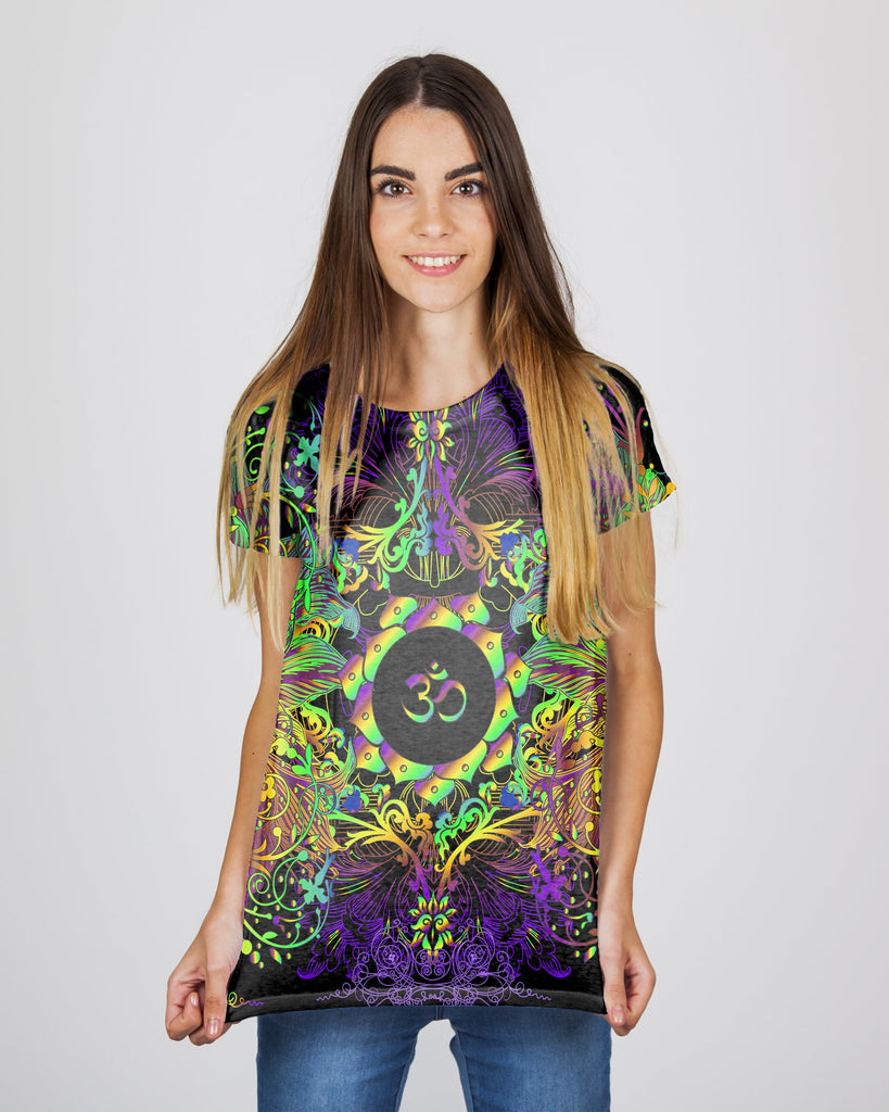 Mandala Insight Om Women's T-Shirt