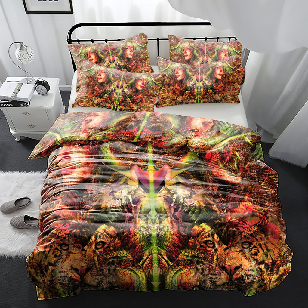 Mother Nature Bedding Set
