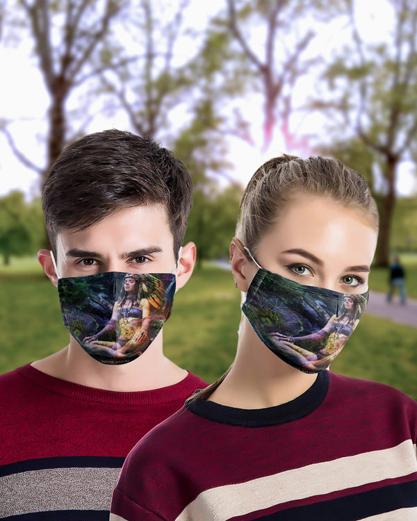 Native Nature Mask