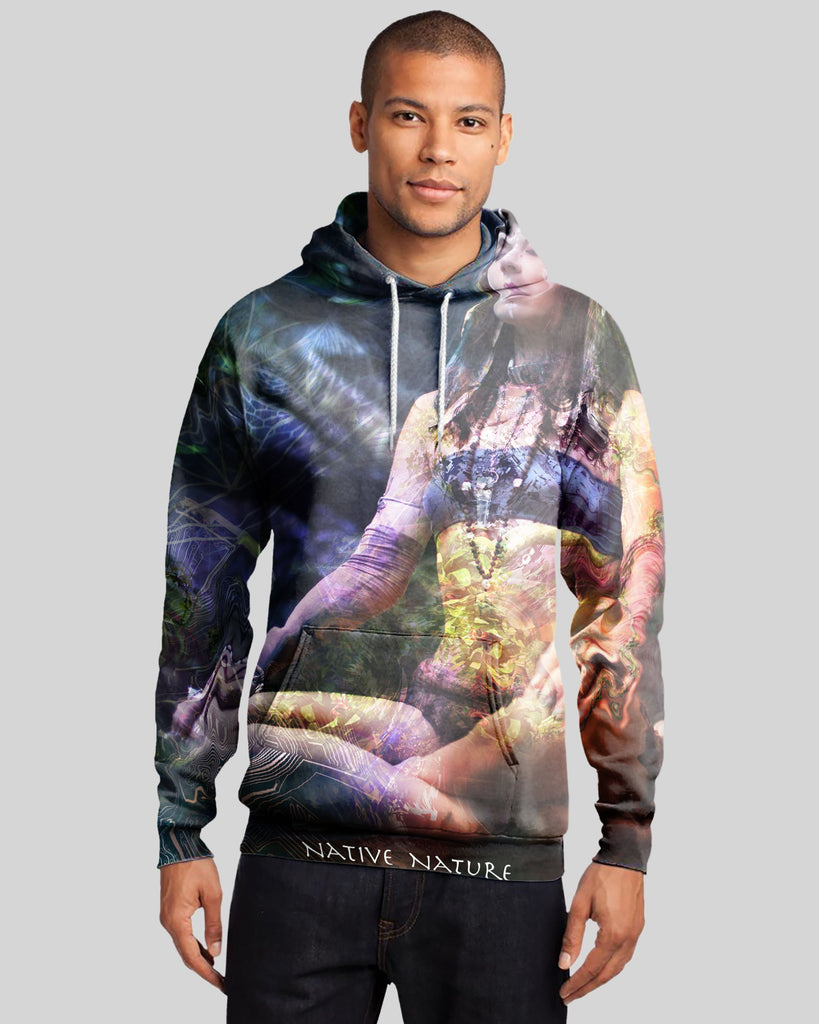 Native Nature Men's Hoodie