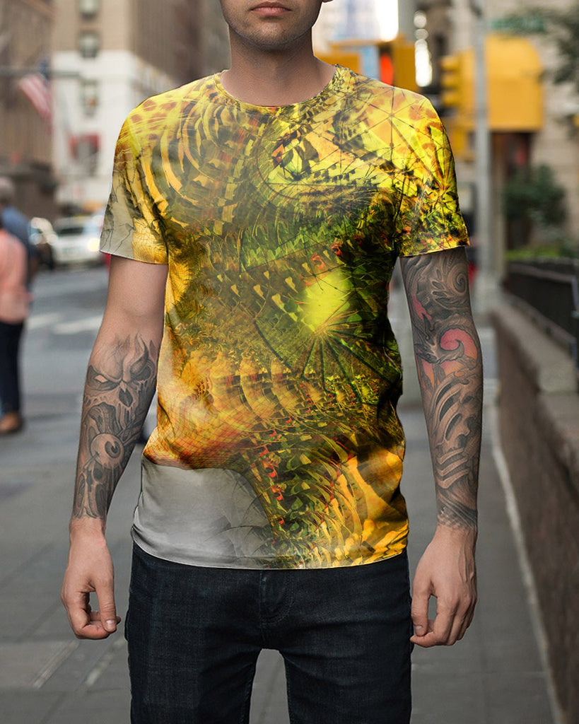 Nature Minded Men's T-Shirt
