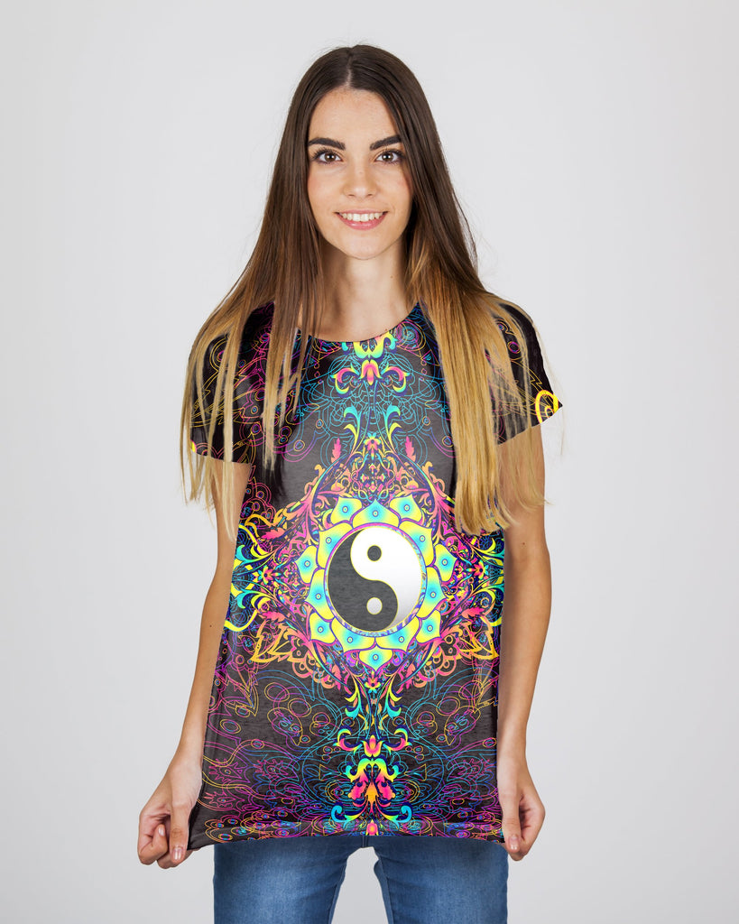 Power Yin Yang Women's T-Shirt