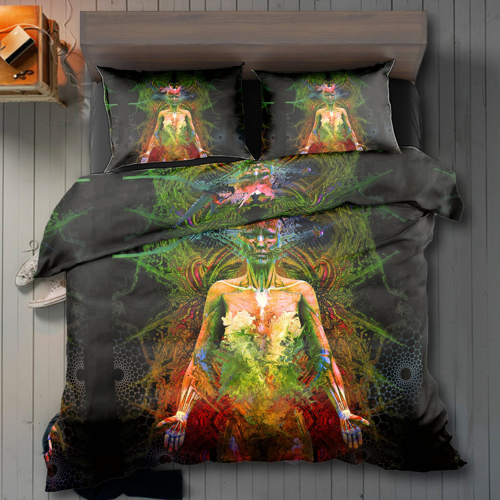 Walking Dead Rainbow Bedding Set
