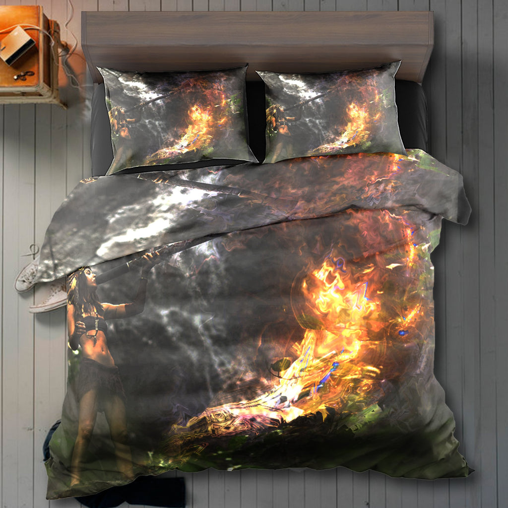 Sounds For Freedom Bedding Set