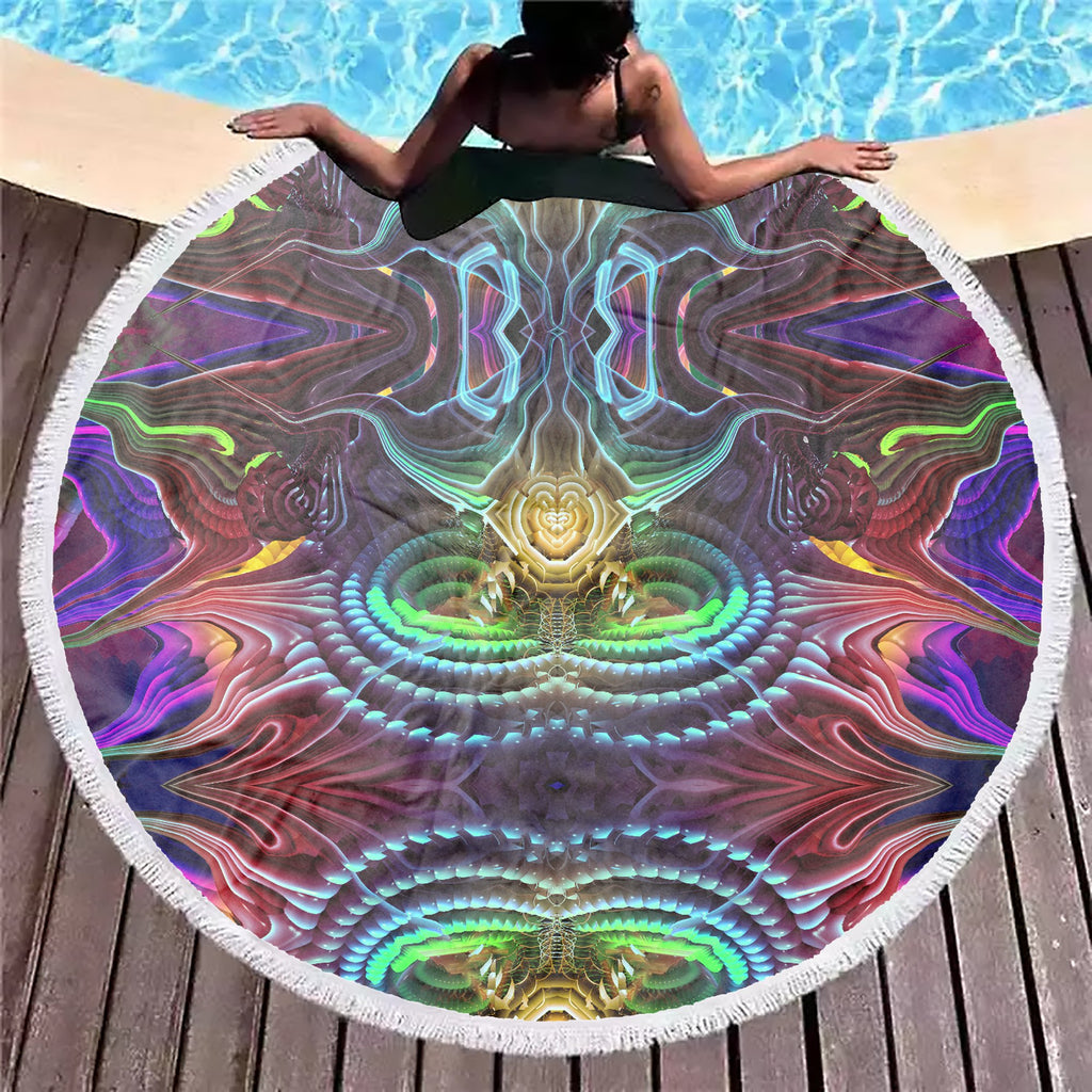 The Fifth Dimension Beach Blanket