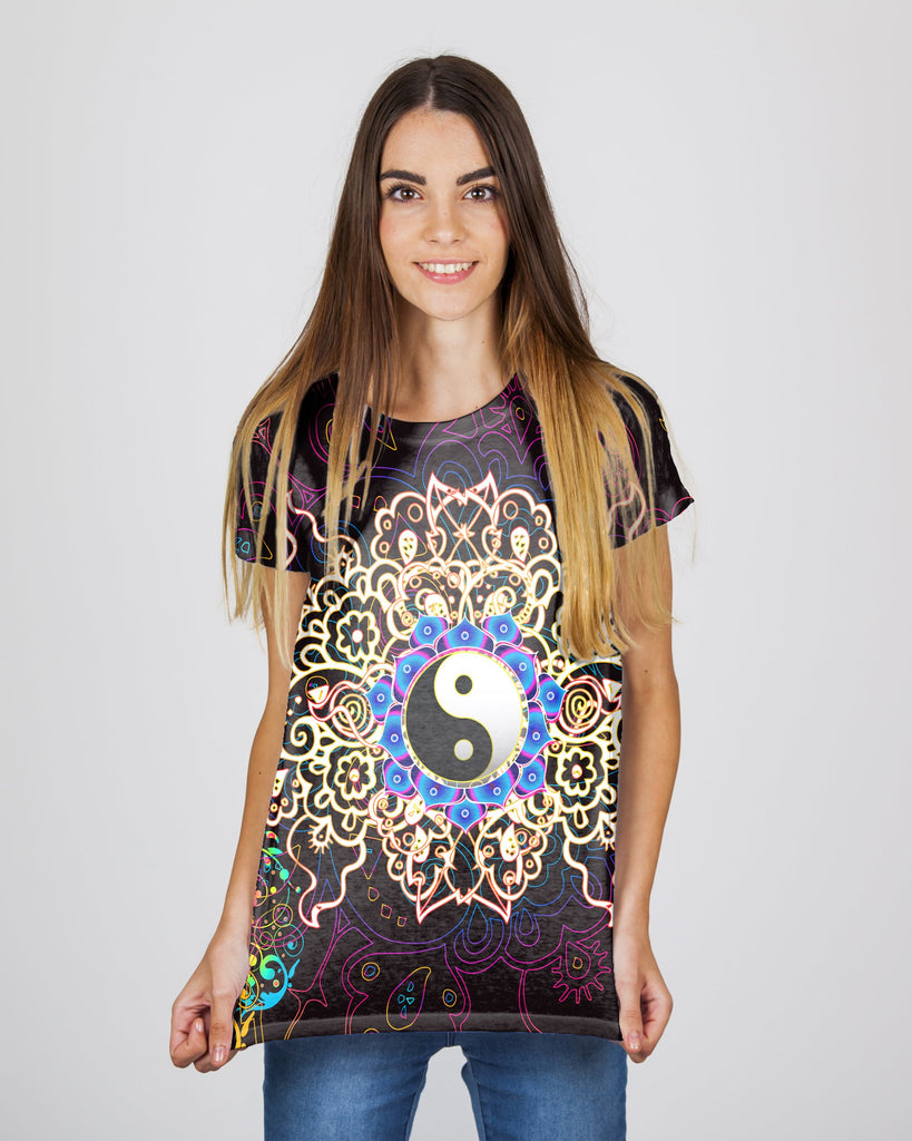The Light Yin Yang Women's T-Shirt