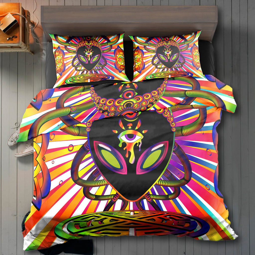 UFO-18 Bedding Set