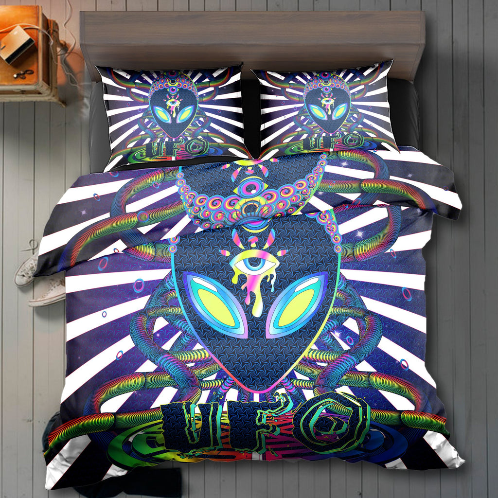 UFO-53 Bedding Set