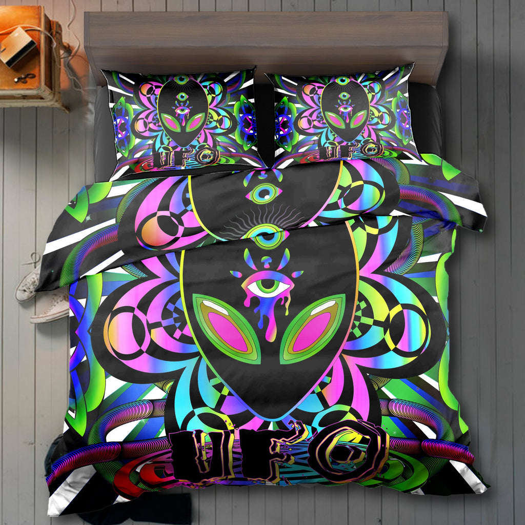 UFO-94 Bedding Set