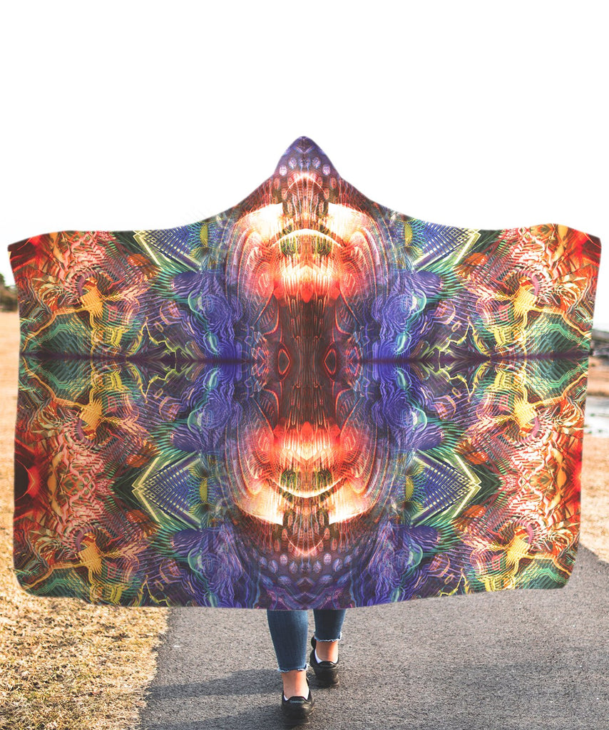 UnderFace Hooded Blanket