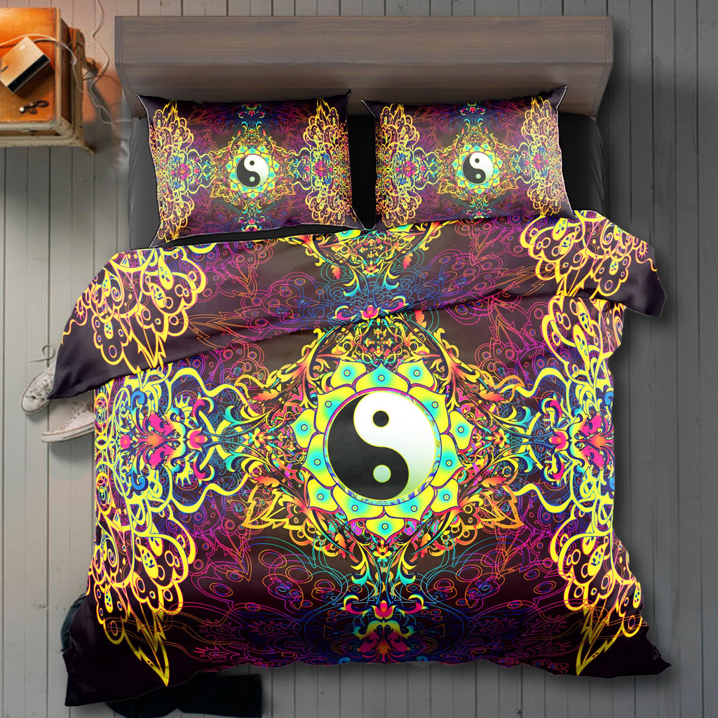 Vibe Yin Yang Bedding Set