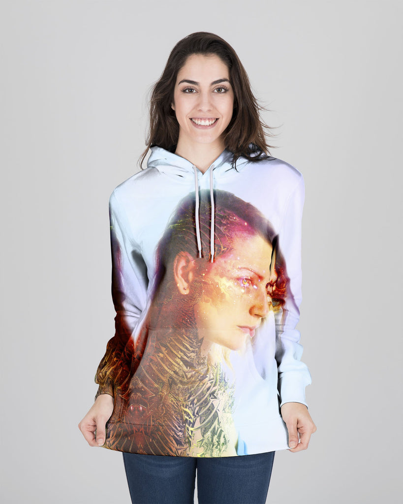 Wired Mind Women's Hoodie